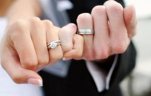 anillos de matrimonio para parejas