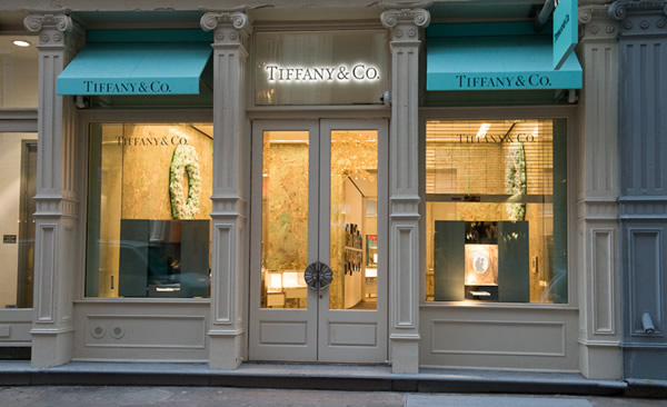 Argollas matrimoniales tiffany una historia de prestigio for Where is tiffany and co located