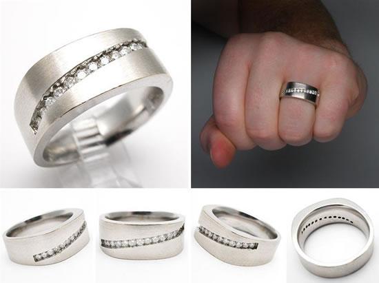 argollas de matrimonio para hombres caballeros