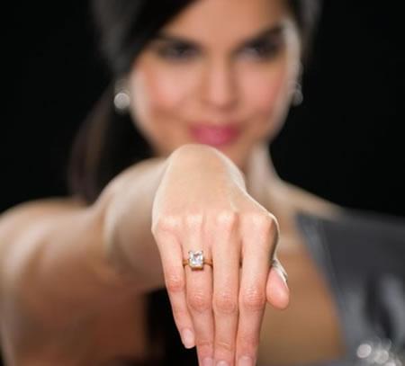 en que dedo va anillo de promesa
