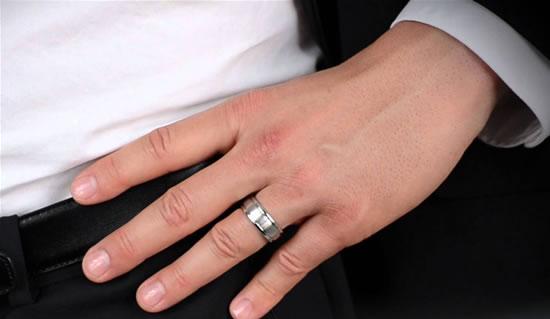 los mejores anillos de matrimonio para hombres
