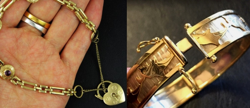 joyas de oro cómo entender los sellos de oro