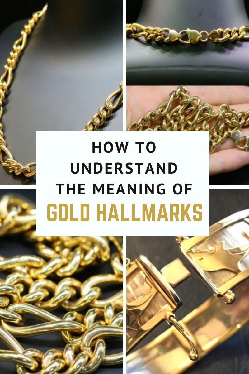Cómo entender el significado de los sellos de oro.
