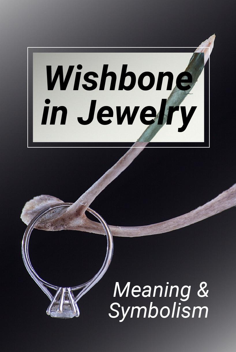 ¿Qué significa la joyería Wishbone?